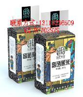 富硒黑米【状园米业】保证出品米种均为低产型原生稻种!
