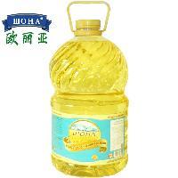 非转基因葵花籽油,5升食用油,大量批发