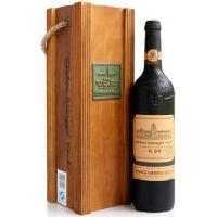 张裕卡斯特干红价格(珍藏蛇龙珠)卡斯特礼盒装