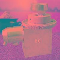 现林石磨面粉机80型