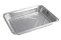 铝箔餐盒一次性外卖打包盒锡纸用品餐饮酒店烘焙店专用