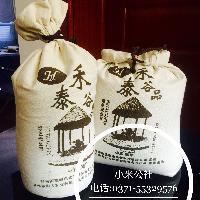 供应新乡有机小米禾泰谷品小米厂家批发