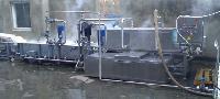 塑料托盘高压喷淋洗筐机价格