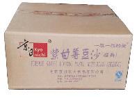 京日紫甘薯豆沙JZS58M 京日紫薯沙馅料 面包馅料