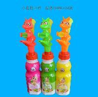爱心牛狐狸玩具奶 爱心牛儿童玩具奶 规格200ML*24瓶
