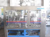 椰汁铝箔封口三合一灌装机