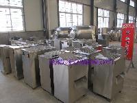 自动切肉块机|大型熟牛肉切片机