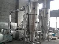 食品冲剂造粒包衣一体机*一步沸腾制粒干燥设备