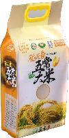 五常稻花香二号有机大米2.5kg装2016年新米