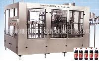 全自动含气饮料灌装机