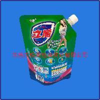 吸嘴袋厂家 洗衣液吸嘴袋定制 PET印刷/复合袋