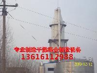 直径5.2米高塔喷雾干燥制粒机
