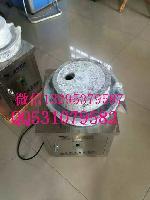 小型电动石磨机 石磨磨粉机