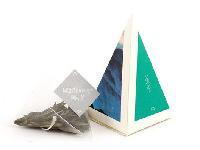 简山晨·简·金字塔·绿茶