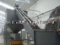 上料螺旋淀粉设备生产加工工艺制作流程