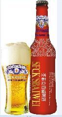 啤酒厂家直供圣菲克系列啤酒贵州地区招商