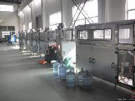 三合一大桶纯净水灌装生产线