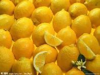 新鲜优质柠檬