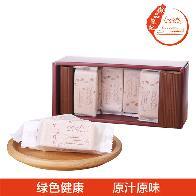微品龙记厂家直销正宗台湾原装进口土凤梨酥,300g+100g礼盒装包邮