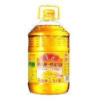 鲁花花生油5.436升 5S压榨非转基因食用油