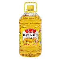 鲁花玉米油5升一桶