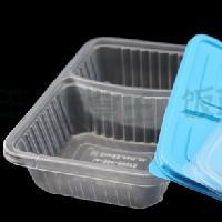 环保一次性两格打包盒