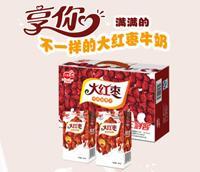 三剑客大红枣牛奶 女性滋补佳品 招牛奶代理