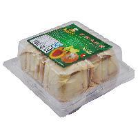 无铅松花蛋 邓师傅无铅皮蛋4枚220g胶盒装变蛋