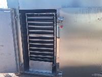 二手热风循环烘箱结构
