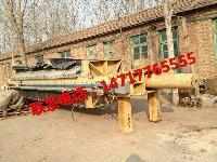 上海制造二手500平方厢式压滤机附件齐全