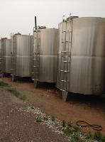 二手10吨不锈钢储罐批发厂家