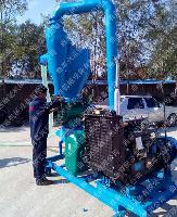 兴运专业吸粮机  高效气力吸粮机M5