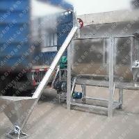 新型不锈钢粉末上料机价格粮食上料机设备