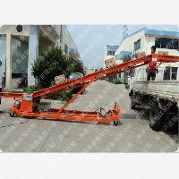 z型装车输送机  食品纸箱装卸输送机