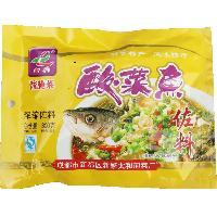 新繁泡菜厂家厂价批发300g酸菜鱼佐料