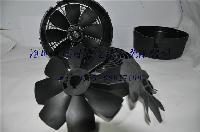 普旭真空泵散热风扇叶/风扇罩金属化学系统