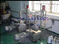 BECKER贝克油式旋片真空泵 金属化学系统