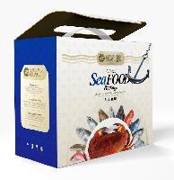 蟹状元进口海鲜礼盒A套餐