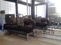 漳州冷库专用螺杆冷水机