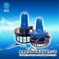潜水曝气机工作原理以及cad结构图