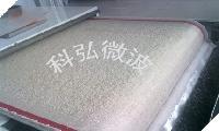 连续式高产量五谷杂粮烘烤熟化设备