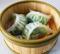 速冻水晶饺子