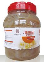 闽贵瓶装盐渍海蜇丝1.8kg