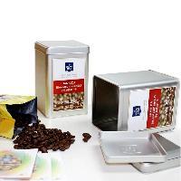 咖啡豆铁罐包装