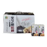 黑芝麻核桃牛奶(礼盒装)