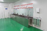 精品感应消毒洗手池