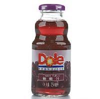 上海都乐果汁批发 都乐葡萄汁250ml*24整箱价格 质量保证