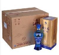 洋河海之蓝专卖、蓝色经典海之蓝480ml价格