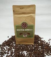 品质新鲜烘焙 lecoffee意式精选咖啡豆 包装454g 可自封 包物流