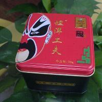 马口铁食品包装盒厂家定制品牌罐子
